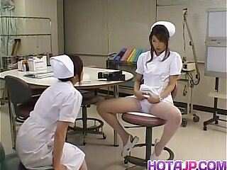 asian japanese masturbating nurse solo toys