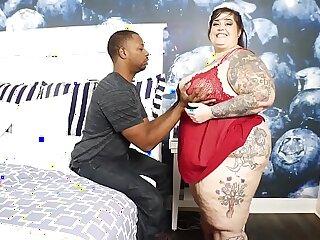 bbw big black boobs dick fat bodies
