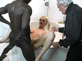 amateur anal black handjob hardcore homemade