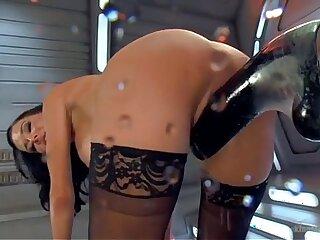 babe dildo machines orgasm squirting