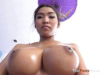 asian big boobs creampie fucking girls