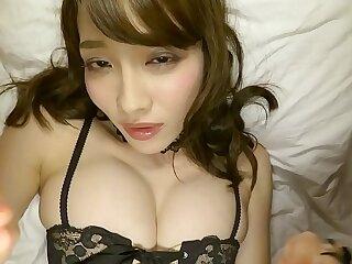 asian japanese masturbating sexy girls solo stockings