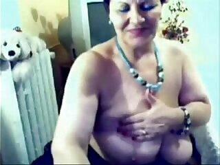 amateur bbw mature milf mom webcam