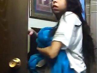 amateur latina masturbating shower solo teen