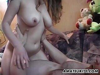 18 years amateur big blowjob boobs busty teen