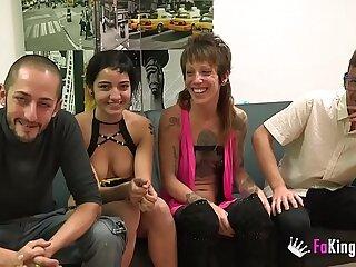 amateur blowjob couple cumshot emo girls foursome
