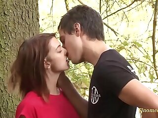 18 years girls outdoor petite small tits teen