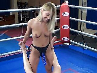 erotic femdom nude strapon