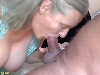 big blowjob boobs couple cumshot doggystyle
