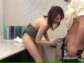 babe blowjob boss girls japanese