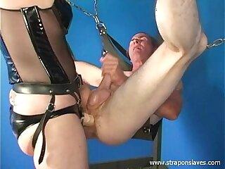 anal bdsm fucking mature mistress slave