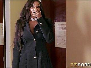 anal ass black blowjob boobs ebony