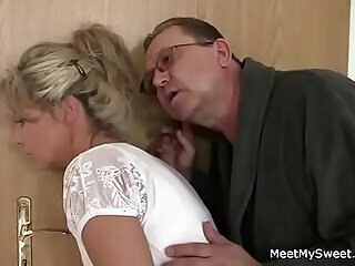 girlfriend old old and young seduced