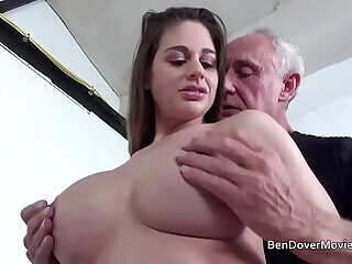 daddy fucking old old and young