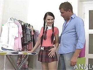 anal ass teen