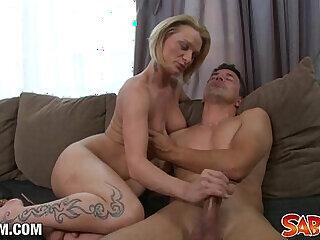anal ass blowjob mature milf mom