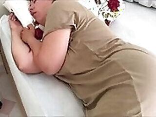 ass chubby fucking hubby mature milf
