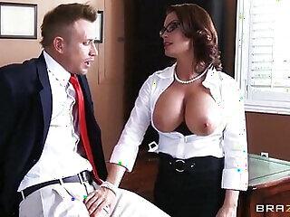 anal big blowjob brunette lingerie milf