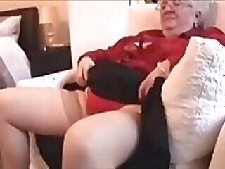 black british dick granny