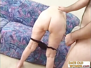 ass bukkake fucking granny mature milf