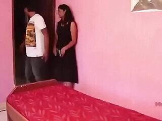 desi indian massage student