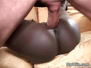 black double penetration ebony hardcore interracial
