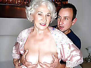cheating granny hubby mom old old and young