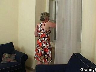 big big cock granny housewife mature mom