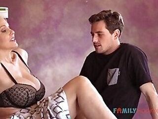 big big cock big tits blowjob mom mother