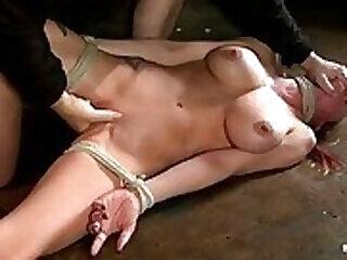 bdsm big big tits brutal fetish fingering