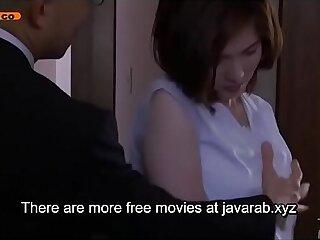 aggressive asian ass boss cheating forced