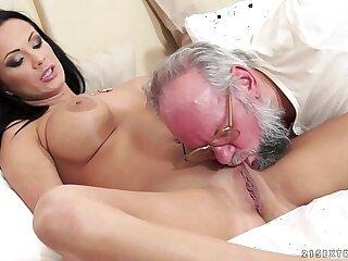 ass babe big blowjob boobs brunette