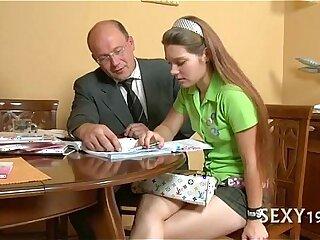 amateur blowjob teacher teen