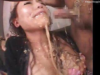 asian compilation deepthroat extreme japanese