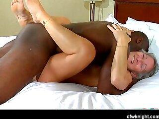 creampie cuckold interracial mature old wife